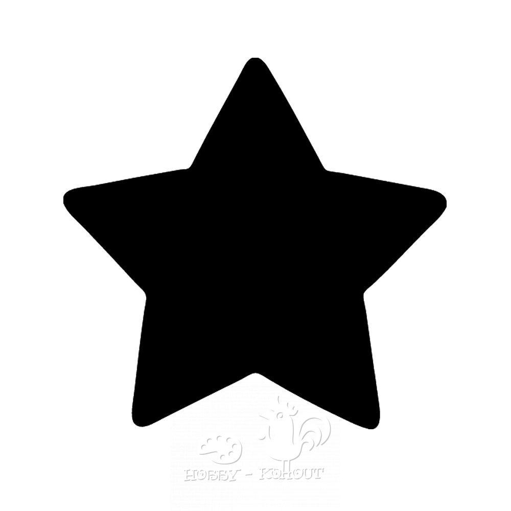 velká péro hvězda